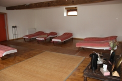 Salle de détente